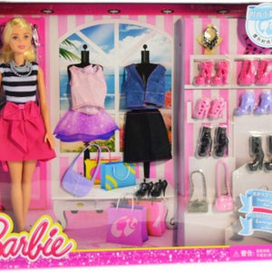 Barbie Fashions Doll and Accessories
