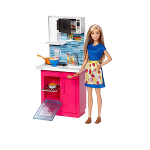 Barbie Kitchen Doll , DVX54