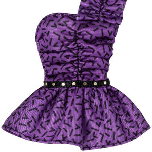 Barbie Doll Dress Fashion Top CFX73-CLR02  ( Dress for Barbie Dolls )
