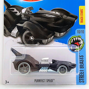 Hot Wheels Street Beasts Purrfect Speed (210/250)