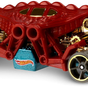 Hot Wheels Dino Riders Double Demon (248/250)