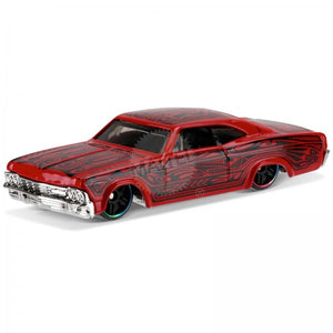 Hot Wheels Art Cars '65 Chevy Impala (191/250)