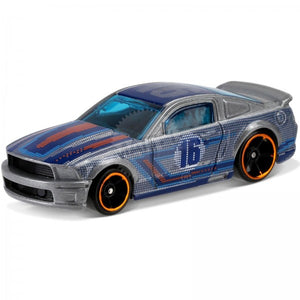 Hot Wheels Art Cars 07 Ford Mustang (198/250)