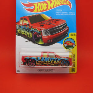 Hot Wheels Chevy Silverado (200/250)