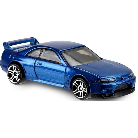 Hot Wheels Then And Now Nissan Skyline GT-R R33