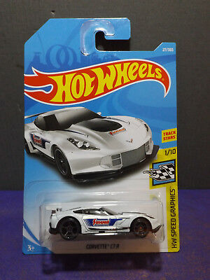 Hot Wheels HW Speed Graphics Corvette C7.R (27/365)
