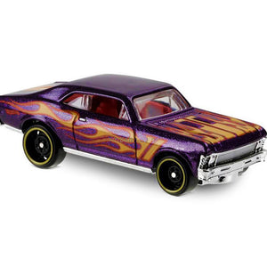 Hot Wheels Hw Flames '68 Chevy Nova (32/365)