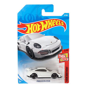 Hot Wheels Then And Now Porsche 911GT3 RS(47/365)