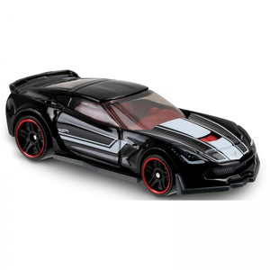 Hot Wheels Then And Now Corvette C7 Z06 (48/365)