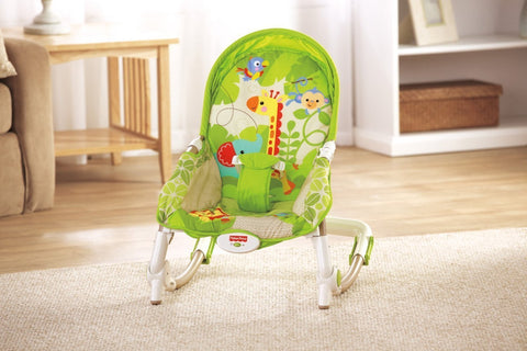 Fisher Price Newborn To Toddler Rocker CHW34