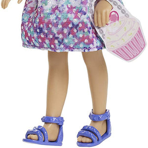 Barbie Chelsea Doll , Multi Color