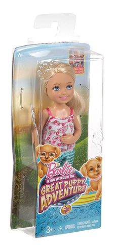 Barbie Chelsea Doll , Multi Color CLG14-CLG17