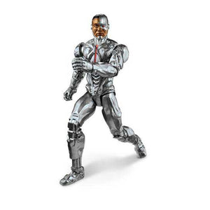 DC Justice League True-Moves Series Cyborg FGG78-FGG82