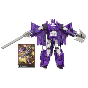 Transformers Generations Combiner Wars Voyager Class Cyclonus  B0975-B2398