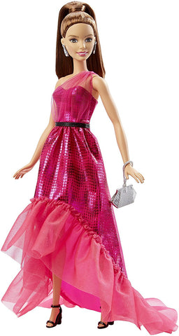 Barbie Fabulous Gown Doll 2, Pink