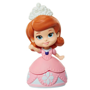 Disney Sofia 3inch Doll Wave 1 Sofia In Pink Dress 09404