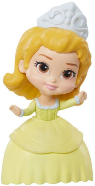 Disney Sofia 3 Inch Doll Wave 1 YELLOW 09405