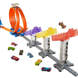 Hot Wheels Super Score Speed Way Track Set DJC05