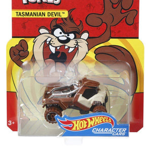 Hot Wheels Looney Tunes Tasmanian Devil DMH73-DXT11