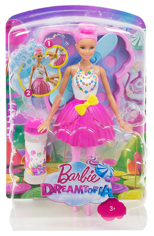 Barbie Doll Dreamtopia Bubbletastic Fairy
