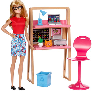 Barbie Doll and Furniture DVX52