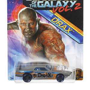 Hot Wheels Marvel Guardians of The Galaxy Vol.2, Rivited