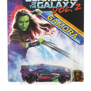 Hot Wheels Marvel Guardians of The Galaxy Vol.2, Scorcher