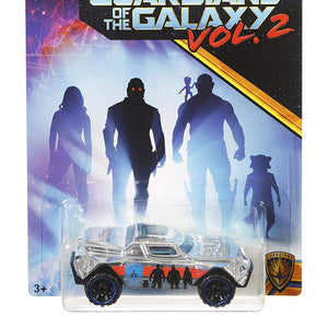 Hot Wheels Marvel Guardians of The Galaxy Vol.2, (RD 08)