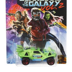 Hot Wheels Marvel Guardians of The Galaxy Vol.2, Quicksand