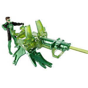 Dc Comics Green Lantern Battle Shifters Blade Attack Hal Jordan Figure T7804-T7815