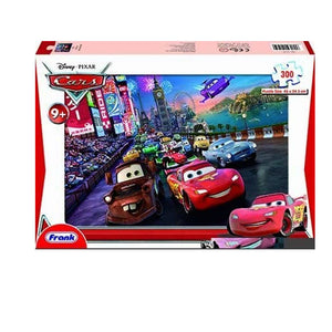 Disney Cars Puzzle, Multi Color (300 Pieces) 12125
