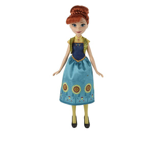 Disney Princess Frozen Fever Anna, Blue 7165000