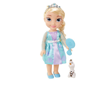 Disney Toddler Elsa with Olaf, Multi Color 31002