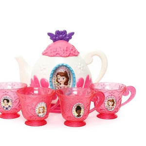 Disney Junior Sofia Secret Garden Tea Set
