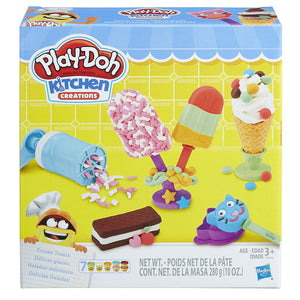 Play Doh Kitchen Creations Frozen Treats E0042AS00