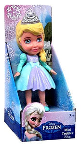 Disney Frozen Toddler Elsa Mini Doll ( 3 inches )