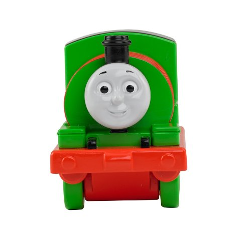 561f9e0b3d5a FISHER PRICE Thomas Friends Pull'n'Spin Percy BCX65-BCX67