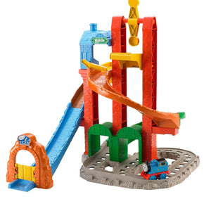 Fisher Price Thomas and Friends My First Twisting Tower Tracks, Multi Color BCX81