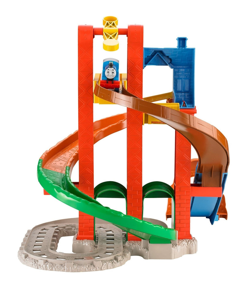 Fisher Price Thomas and Friends My First Twisting Tower