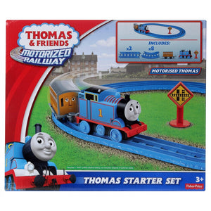 Thomas and Friends Starter Set, Multi Color BGL96