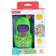 Fisher-Price Laugh & Learn Phone G2811