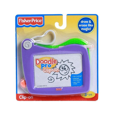 Fisher-Price Clip-on Doodle Assortment