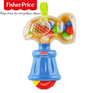 Fisher Price Brilliant Basics™ Hammerin' Rattle V6960