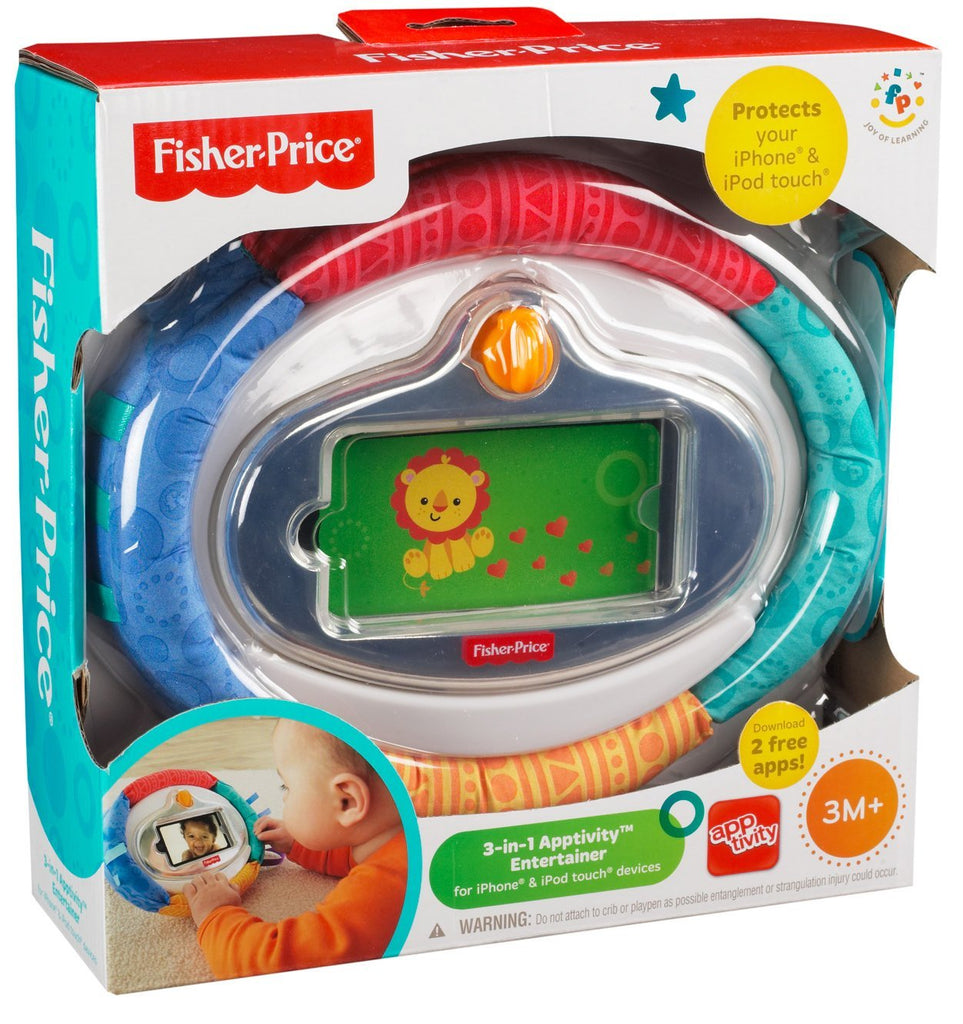 Fisher-Price 3-in-1 Apptivity Entertainer Y3630