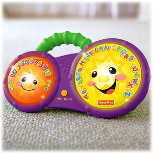 Fisher Price Laugh & Learn Bathtime Bongos Y4230