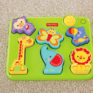 Fisher-Price Silly Sounds Puzzle Y6978