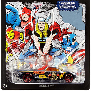 Hot Wheels Bedlam FKD48-FKD49