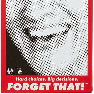 F*That ! Forget That , Card Game by Mattel
