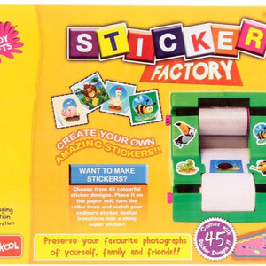 Funskool Sticker Factory 9627100