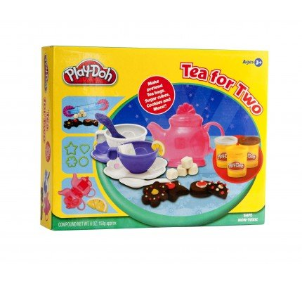 Funskool Play Doh Tea for Two 9621300
